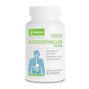 Acidophilus Plus 60 capsules no GMOs #3524