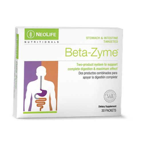 Beta-Zyme no GMOs 30 packets #3522