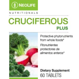 Cruciferous Plus 60 tabs #3301