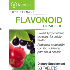 Flavonoid Complex 60 tabs #3302