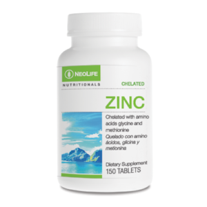 Zinc Chelated 150 tabs #3425