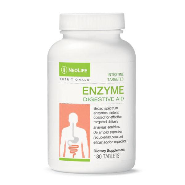 Enzyme Digestive Aid 180 Pink tabs #3520