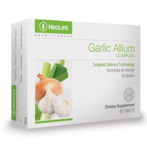 Garlic Allium Complex 60 tabs #3665
