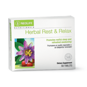 Herbal Rest & Relax 60 tabs #3645