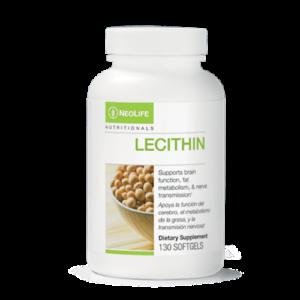 Lecithin 130 caps #3540