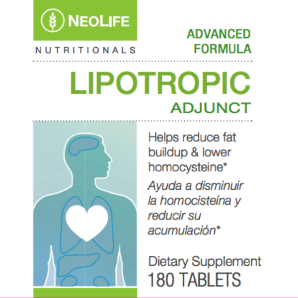 Lipotropic Adjunct 180 tabs #3510