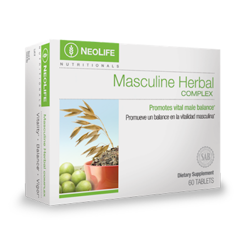 Masculine Herbal Complex 60 tabs #3625