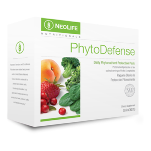 PhytoDefense whole produce GMO-free no Gluten 30 packets #3309