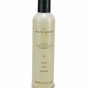 Rich Revitalizing Shampoo 8.4 oz no GMOs #3940