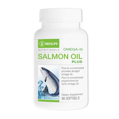 Salmon Oil Plus 90 caps #3502
