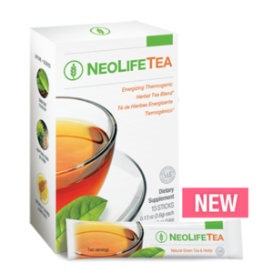 NeoLife Tea No GMOs 15 sticks 30 servings #3860