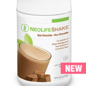 NeoLifeShake - Rich Chocolate no GMOs 15 servings #3806