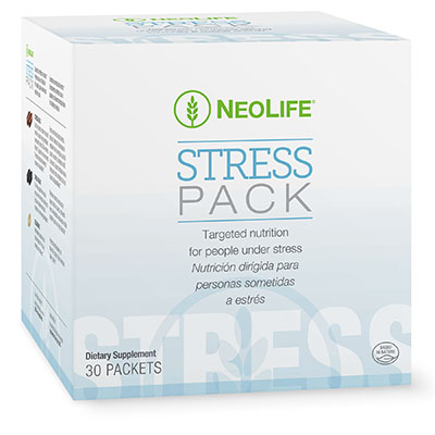 Stress Pack Replenishes Critical Nutrients #3110-0
