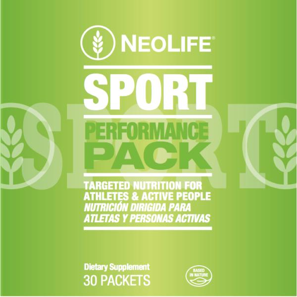 Sport Performance Vitamin Pack-1336