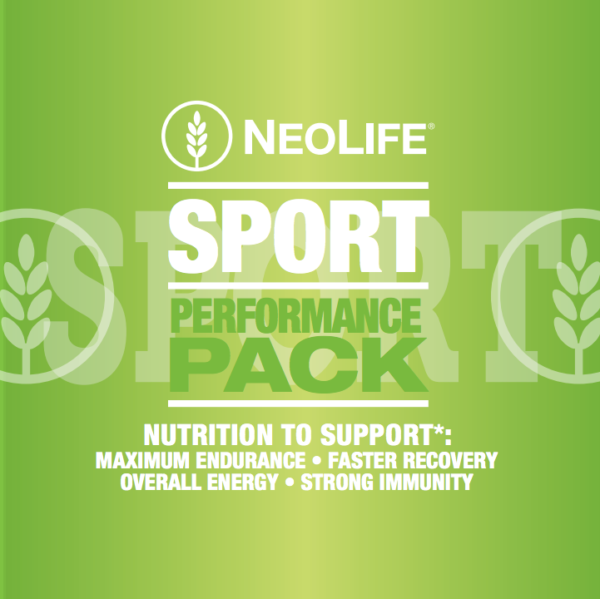 Sport Performance Vitamin Pack-1335