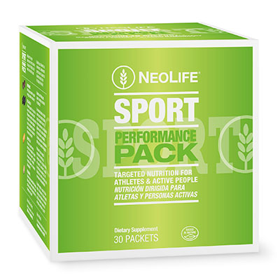 Sport Performance Vitamin Pack