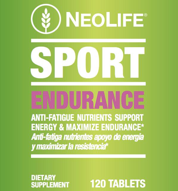 Sport Endurance 120 tabs item 3281-1375