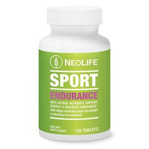 Sport Endurance 120 tabs item 3281-0