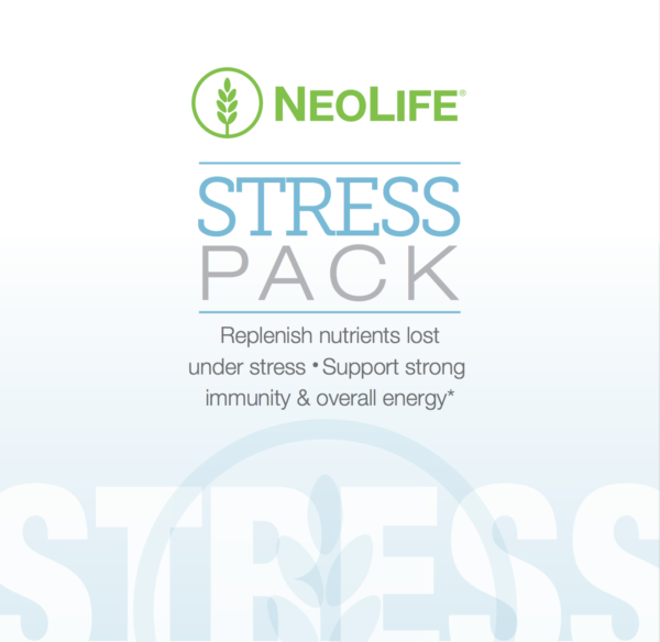 Stress Pack Replenishes Critical Nutrients #3110-1312
