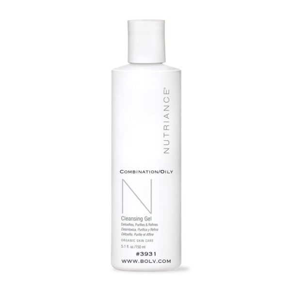 Organic Cleansing Gel Normal to Oily