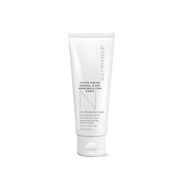 Organic Ultra Moisturizing Cream Normal to Dry #3936