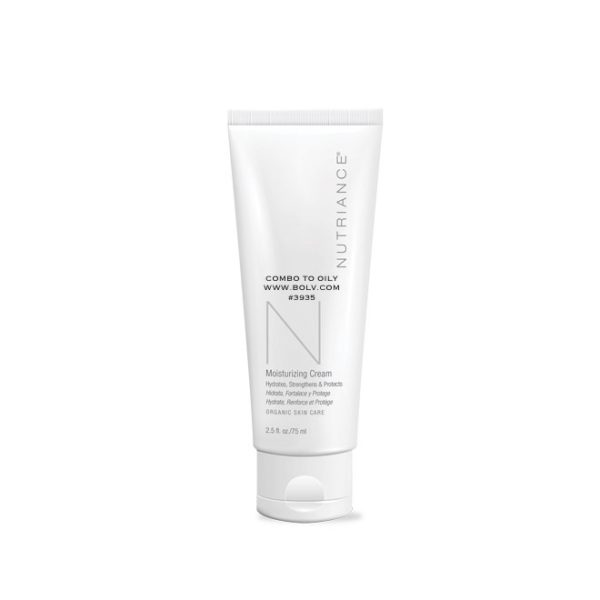 Organic Moisturizing Cream Combo to Oily #3935