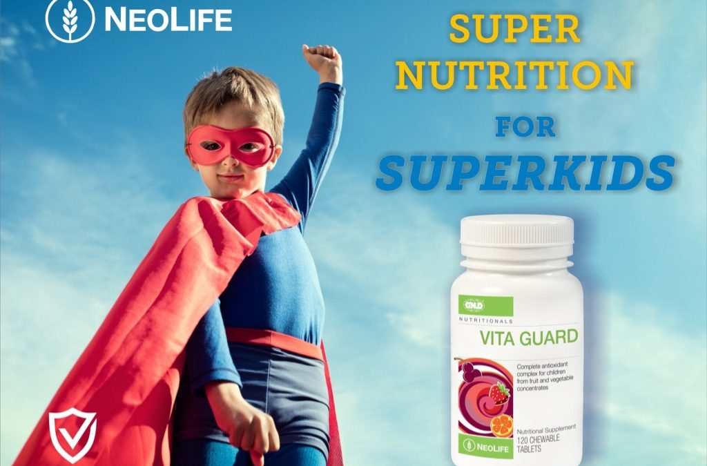 Super Nutrition for Super Kids